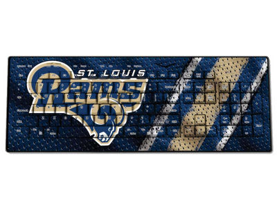 St. Louis Rams Wireless Keyboard