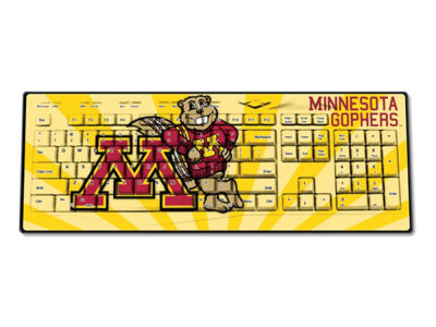 Minnesota Golden Gophers Wireless Keyboard