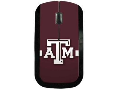 Texas A&M Aggies Wireless Mouse