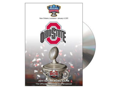 Ohio State Buckeyes 2011 Sugar Bowl DVD