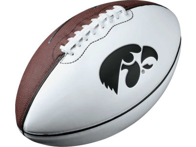 Iowa Hawkeyes Nike NCAA Autograph Football