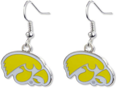 Iowa Hawkeyes Logo Earrings