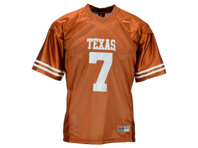 Texas Longhorns NCAA Youth Twill Football Jersey