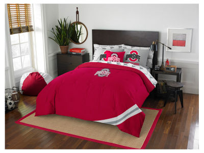 Ohio State Buckeyes Full Bed Set