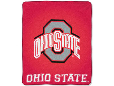 Ohio State Buckeyes 50x60in Sherpa Throw