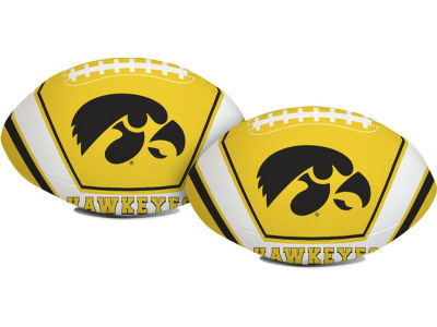Iowa Hawkeyes Softee Goaline Football 8inch