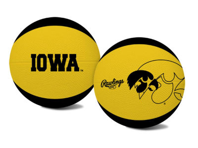 Iowa Hawkeyes Alley Oop Youth Basketball