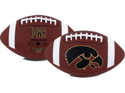 Iowa Hawkeyes Game Time Football