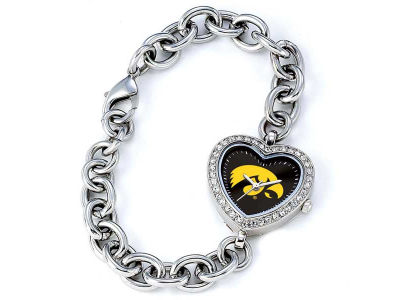 Iowa Hawkeyes Womens Heart Series Watch