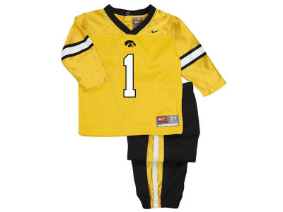 Iowa Hawkeyes NCAA Newborn Football Outfit