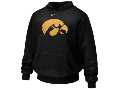 Iowa Hawkeyes NCAA Youth Logo Hoodie