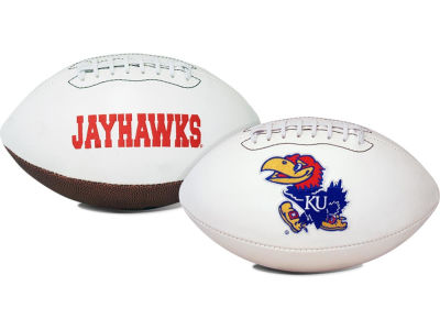 Kansas Jayhawks Signature Series Football