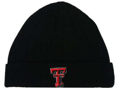 Texas Tech Red Raiders Top of the World NCAA Campus Cuff Knit