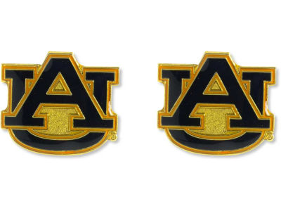 Auburn Tigers Logo Post Earrings