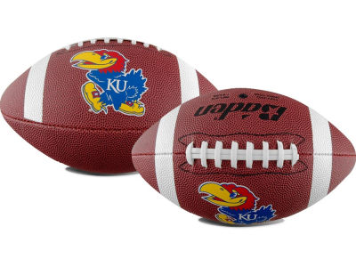 Kansas Jayhawks Composite Football