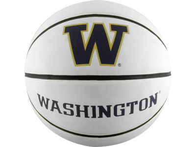 Washington Huskies Autograph Basketball