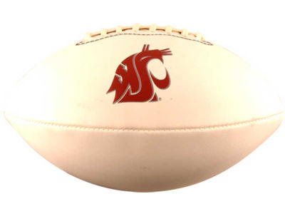 Washington State Cougars NCAA Autograph Football