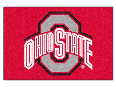 Ohio State Buckeyes Tufted Rug 20x30