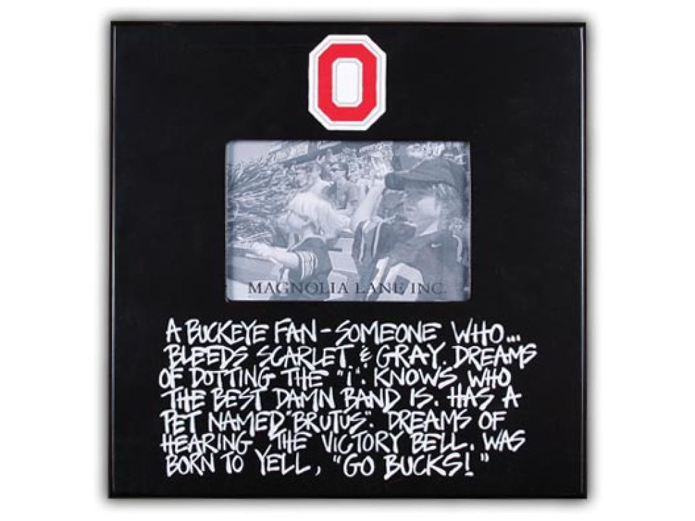 Ohio State Buckeyes Definition 11X11 Picture Frame | lids.com
