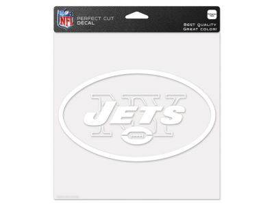 "New York Jets Die Cut Decal 8""x8"""