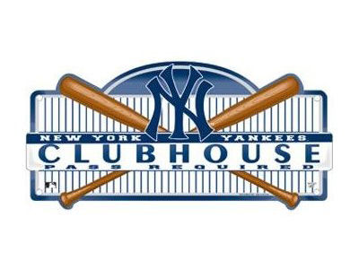 New York Yankees Clubhouse Sign