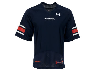 Auburn Tigers NCAA Blank Replica Football Jersey