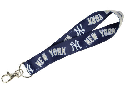 New York Yankees Lanyard Key Strap