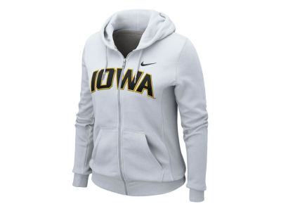 Iowa Hawkeyes Nike NCAA Womens Full Zip Hoodie