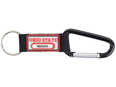 Ohio State Buckeyes Carabiner with Names
