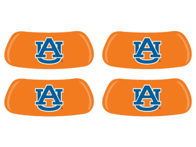 Auburn Tigers 2 Pair Eyeblack Sticker