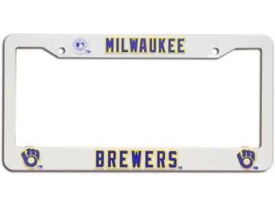 Milwaukee Brewers Plastic Frame