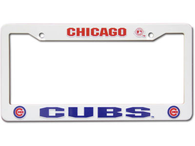 Chicago Cubs Plastic Frame