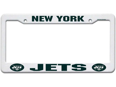 New York Jets Plastic Frame