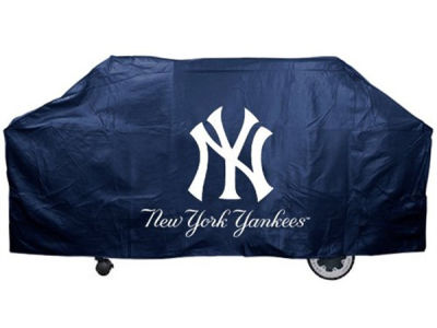 New York Yankees Deluxe Grill Cover