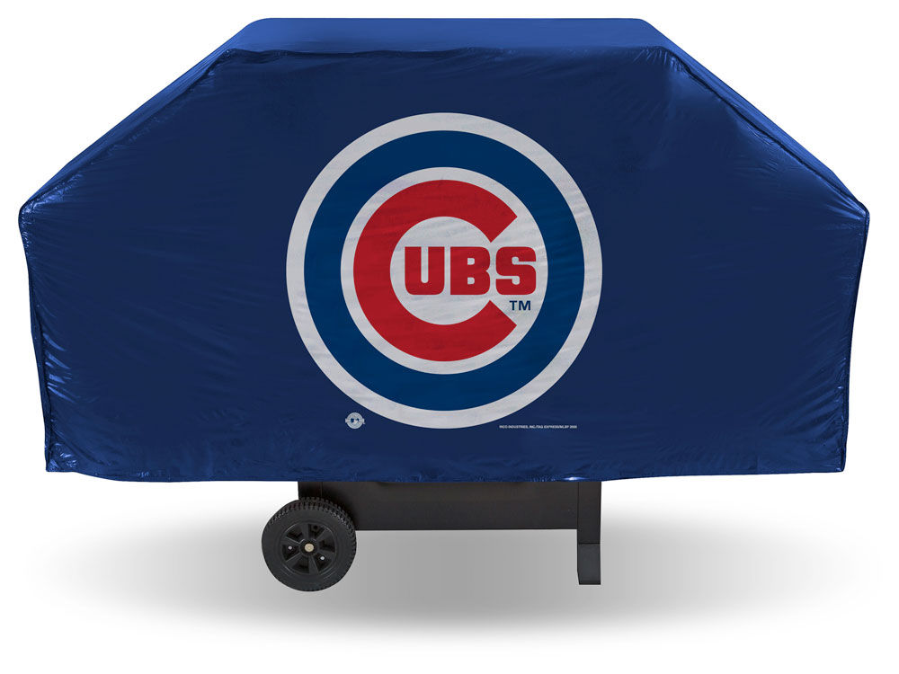 Chicago Cubs Deluxe Grill Cover Lids Ca