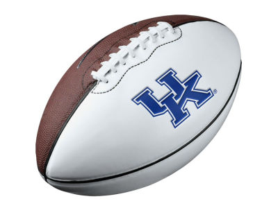 Kentucky Wildcats Nike NCAA Autograph Football