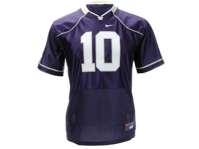 Washington Huskies #10 NCAA Youth Football Jersey