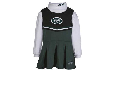 New York Jets Reebok NFL Kids Cheer Jumper