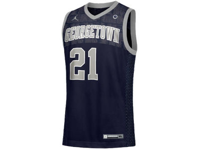 Georgetown Hoyas #21 NCAA Youth Replica Basketball Jersey
