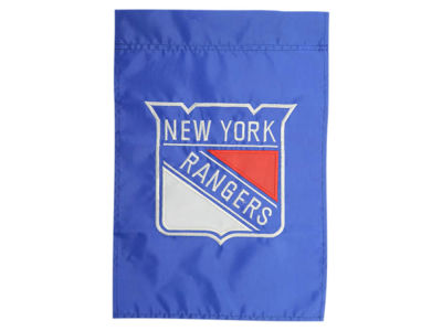 New York Rangers Garden Flag