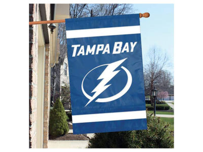 Tampa Bay Lightning Applique House Flag