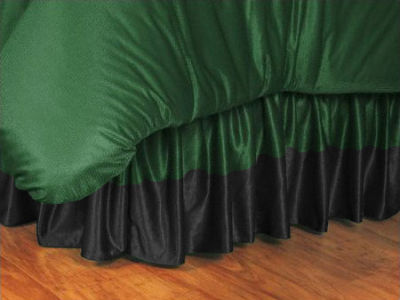 New York Jets Bed Skirt