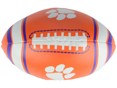 Clemson Tigers Softee Goaline Football 8inch