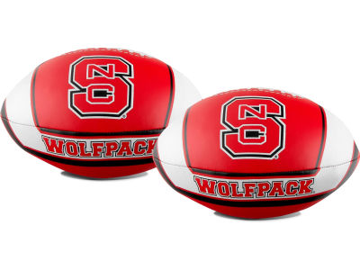 North Carolina State Wolfpack Softee Goaline Football 8inch