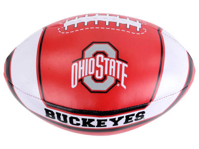 Ohio State Buckeyes Softee Goaline Football 8inch