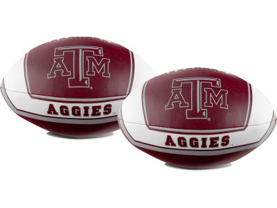 Texas A&M Aggies Softee Goaline Football 8inch