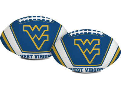 West Virginia Mountaineers Softee Goaline Football 8inch