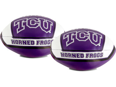 Texas Christian Horned Frogs Softee Goaline Football 8inch