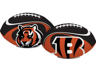 Cincinnati Bengals Softee Goaline Football 8inch