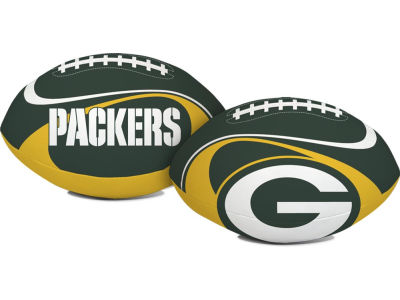 Green Bay Packers Softee Goaline Football 8inch